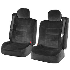 Black Custom Encore Chevy Silverado Seat Covers W Built In Seat Belt