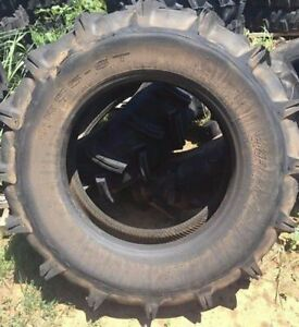 Used 2 11r24 5 Irrigation Pivot Recap Tires