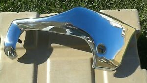 1951 1952 Chevrolet Nos Bumper Guard Accessory Left Side Only