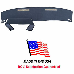 Blue Carpet Dash Mat Compatible With 1986 1993 Gmc Sonoma Dash Cover Usa Made