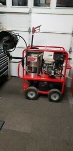 Hotsy 1075sse Gas Engine Hot Water Pressure Washer 4000pci 70hr Local Pick Up
