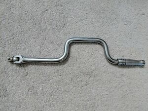 Snap On 1 2 Speed Wrench Ns 4 L With Swivel End