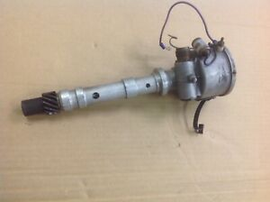 Mallory Chevy Dual Point Distributor Tachometer Drive Hot Rod Vintage Drag Race