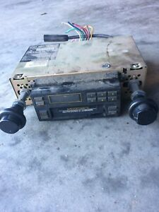 Sears Roebuck Vintage Am Fm Cassette Car Truck Stereo Used Works Great Dual Dial