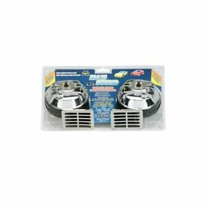 Wolo 325 2t Horn Maxi Sound Low And High Tones 12 V 114 Db Pair