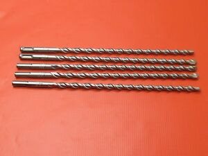 Ans Rotary Hammer Drill Bits Total 5