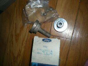 Nos 1975 Ford Granada Rear Wheel Disc Brake Ball Ramp Kit D6az 2a871 A
