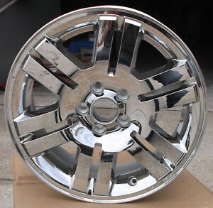 Brand New 18x7 5 Replacement Alloy Wheel Fits 2006 2010 Ford Explorer