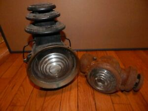 Vintage Model T Ford Tail Light Extra