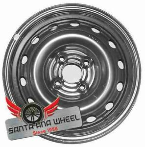 14 Inch Chevy Aveo 2005 2010 2011 Oem Factory Original Steel Wheel Rim 6586