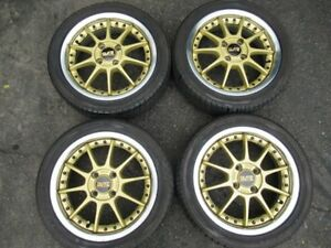 Jdm Blitz Racing 15 4x100 5 5j Off45 Blitz Wheels Japan Rims Forged Eg6 Ef Ek