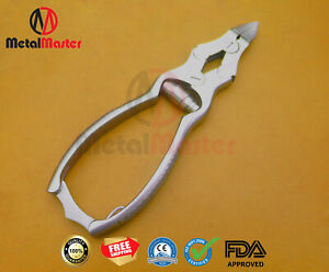 Mycotic Toe Nail Nippers Podiatry Instruments And Veterinary Instruments
