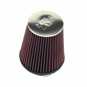 K N Air Filter Filtercharger Conical Cotton Gauze Red 4 Dia Inlet Ea Rf 1032