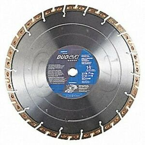 Norton Duoevo 14 Diamond Blade 14 X 125 X 1 20mm Duo Evo Concrete Saw