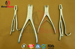 Tc Pin Wire Cutter Pliers Of 4 Piece Orthopedic Instruments And Veterinary