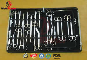 Minor Surgery Surgical Instruments Kit 80 Pieces Surgical Tools