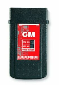 Obd1 Code Reader For Gm Read Ecm And Abs Codes Scan Tool Cars Trucks 1982 1995
