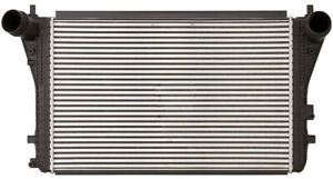 Intercooler For 09 15 Volkswagen Jetta Audi Tt Quattro 1 8l 2 0l Great Quality