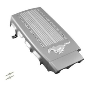 2005 06 Mustang Gt Powered By Ford Engine Intake Plenum Cover W Hardware Studs