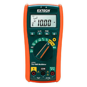 Extech Ex365 True rms Industrial Digital Multimeter 1000v 10a