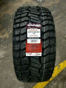 33x12 50r18lt Radar Renegade Rt R T 10ply 118q Load E Set Of 4