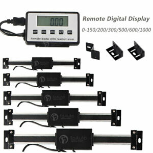 Digital Readout Dro Linear Scale Magnet Remote Display Cnc Milling Lathe Router