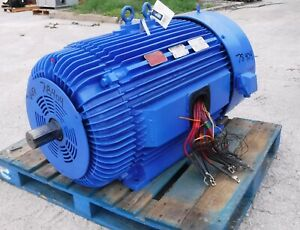 300 Hp Reliance Electric Motor 1800 Rpm 449tz Frame Tefc 460 V