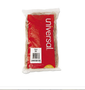 Universal Rubber Bands Size 33 3 1 2 X 1 8 640ct 1lb 2 Packs