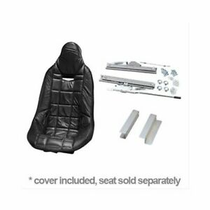 Summit Racing Seat Cover And Seat Mounting Bracket Kit