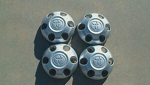 Toyota Tacoma Wheel Center Cap Hubcap 2005 2011 69459 Set Of 4 Used