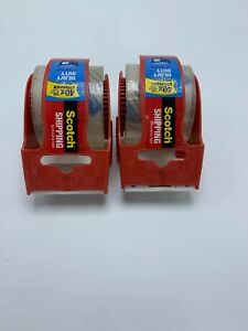 Packaging Tape Heavy Duty Shipping Excellent Holding Seal lot Of 20