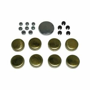 Proform Parts 66554 Freeze Plugs Brass Ford 352 390 427 428 Fe Kit