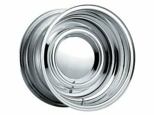 Cragar Chrome Smoothie Wheel 15 X8 5x4 75 Bc Set Of 2
