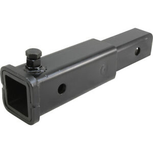 2 To 2 Trailer Hitch Receiver 8 Extension Adaptor
