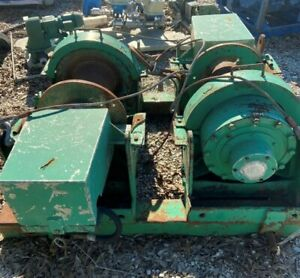 Dp Winch 50 000 Capacity