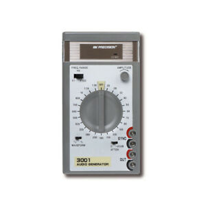 Bk Precision 3001 20 Hz To 150 Khz Sine square Wave Audio Generator