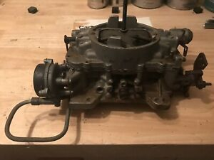 1964 Pontiac Carter Afb Carburetor 326 Cid 4 Barrell
