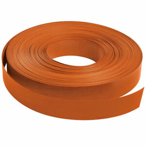 Vinyl Inserts Slatwall Panel Orange Shelving Display 390 Feet Rolls Decorative