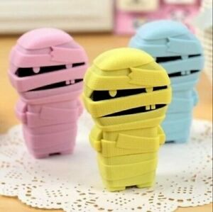 Creative Mummy Design Correcting Tapes 12pcs lot Stationery Office Accessories
