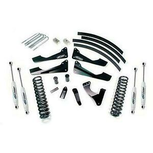 Pro Comp Suspension 6 Inch Stage I Lift Kit With Pro Runner Shocks K4181bp