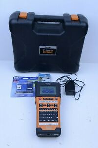 Brother P touch Edge Industrial Label Maker