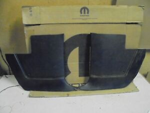 1967 1968 1969 1970 1971 1972 1973 74 Barracuda Dart Right Left Kick Panels