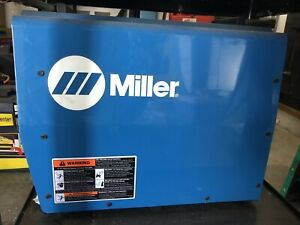 Miller Xmt304 Inverter Multi Process Welder Mig Tig Stick Arc Pulse Like New