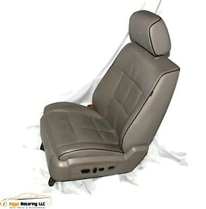 07 14 Lincoln Navigator Tan Leather Power Seat Heat Cool Complete