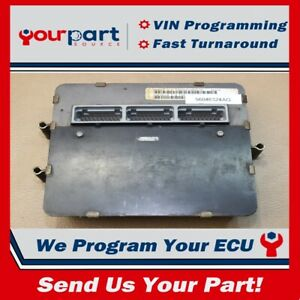 Vin Programming Service 96 98 Jeep Grand Cherokee 4 0l Ecu Ecm Engine Computer