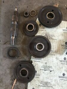 Ford 8n Tractor Transmission Top Shaft Gears