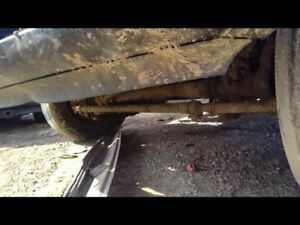 F450sd 2008 Axle Assembly Front 2wd 569861