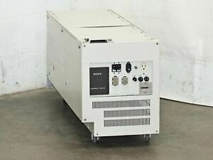 Canon Electronic Control Cabinet W Sony Magnescale Msd 705 mpa