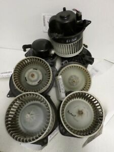 11 12 13 14 15 16 17 Ford Fiesta Hvac Heater Blower Motor 46k Oem