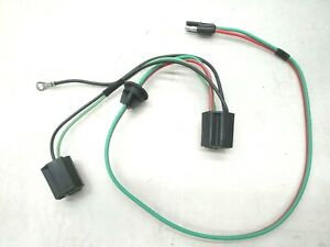 1960 60 Ford Truck F100 F250 Headlight Wiring Pigtale Right Or Left New